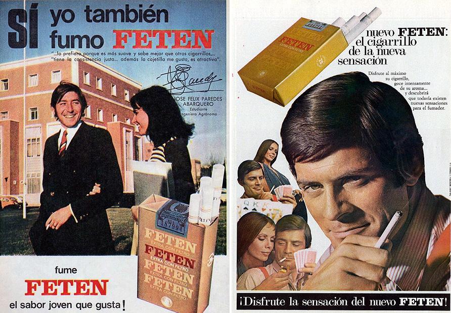 Cigarrillos Fetén
