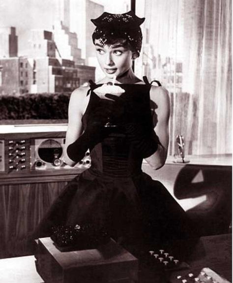 El vestido de Givenchy que Audrey Hepburn lució en Sabrina