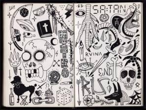 cuaderno de dibujos