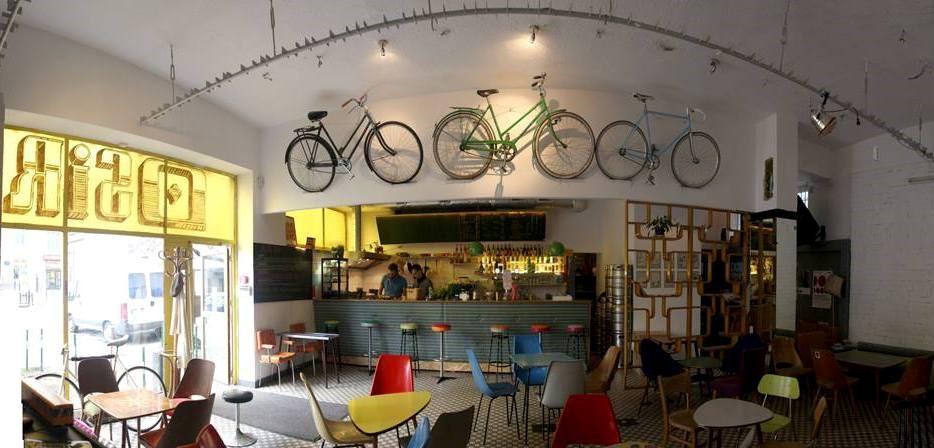 OSIR Cycle Culture Café