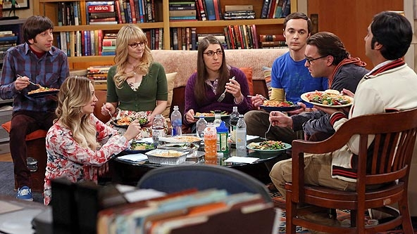 """The Big Bang Theory"" vuelve con su novena temporada."