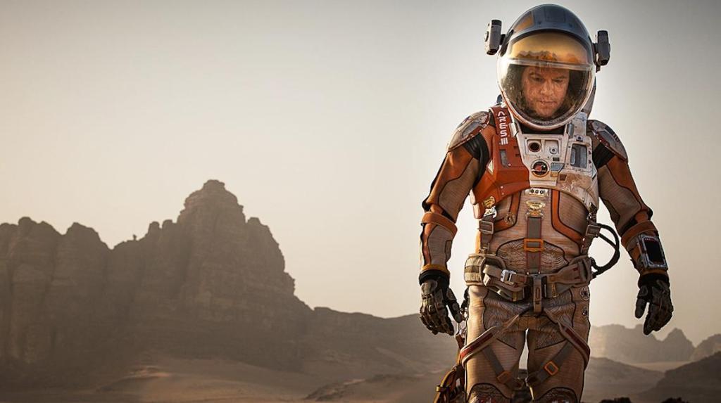 "Fotograma de ""Marte (The Martian)"" (Twentieth Century Fox / Scott Free), la última película de Ridley Scott."
