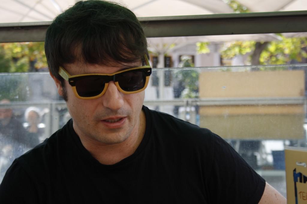 Jorge Guirao (Second). Foto: Marina Feduchy.