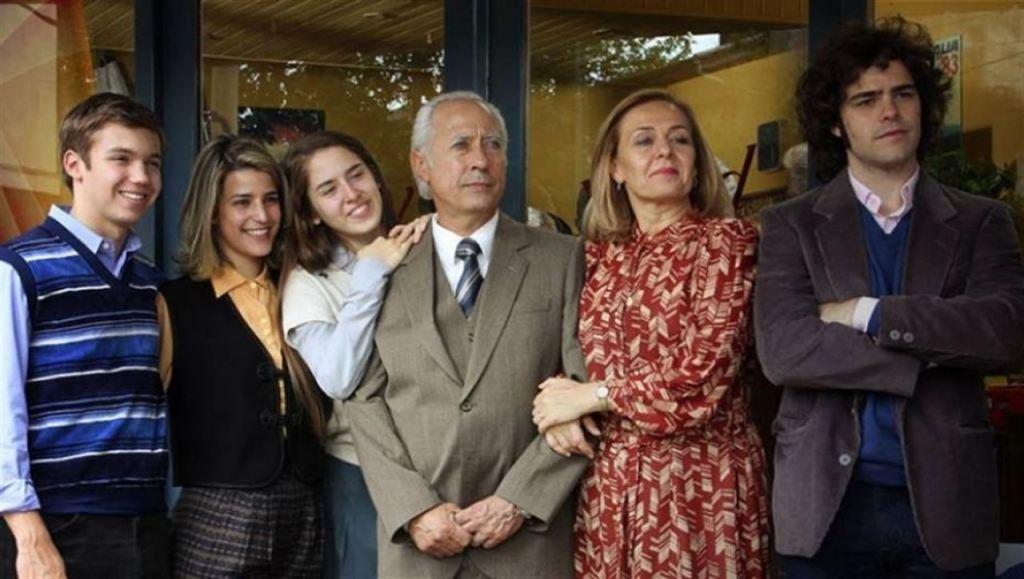 """Fotograma de la película """"El Clan"""" de Pablo Trapero (Kramer & Sigman Films / Matanza Cine / El Deseo / Telefé / Fox International Productions)."""