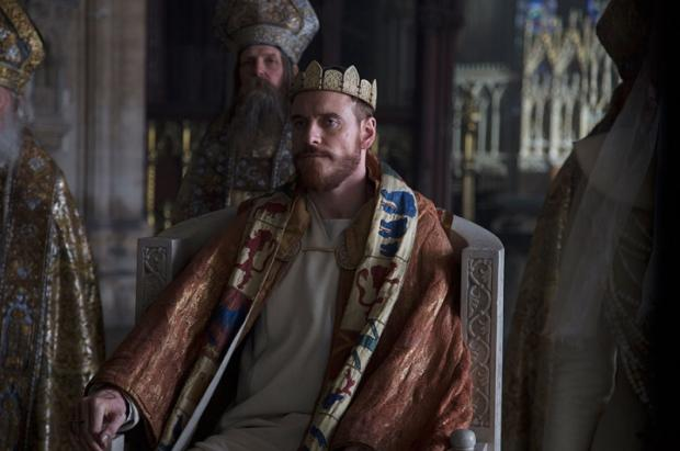"Fotograma de ""Macbeth"" (See-Saw Films / DMC Film), dirigida por Justin Kurzel."