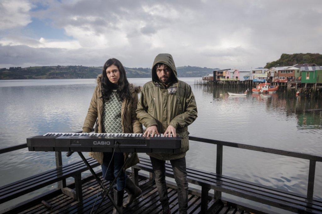 Mariana Montenegro y Milton Mahan del dúo chileno Dënver.