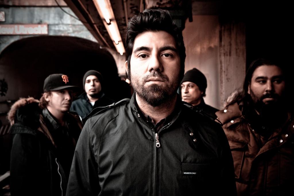 Deftones, uno de los pocos grupos que surgidos del Nu metal han trascendido los límites de los estilos musicales.