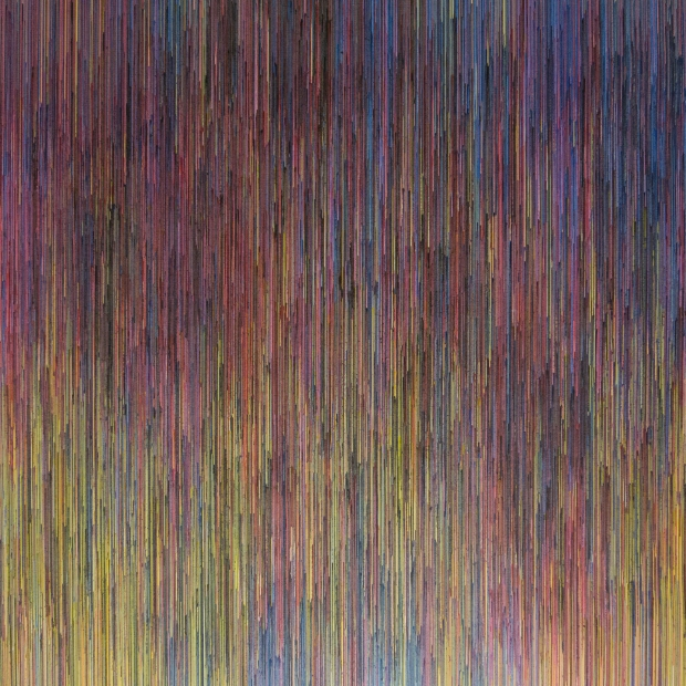 Joan Saló _ Sin título _ acrilico s lienzo 70x70 cm _ 2015